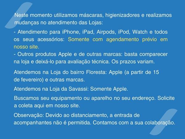 Autorizada Apple Belo Horizonte